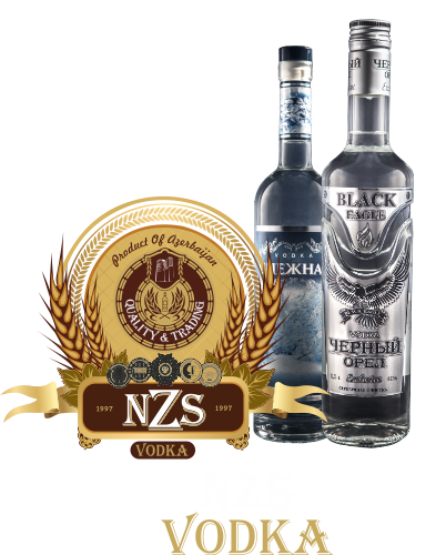NZS VODKA